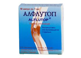 medicament articular aflutop)