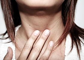 Симптомы заболеваний органов дыхания