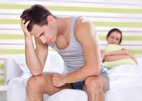 У мужчины эректильная дисфункция