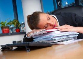 Сонливость днем на работе